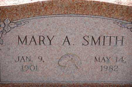 SMITH, MARY A. - Carroll County, Maryland   MARY A. SMITH - Maryland Gravestone Photos