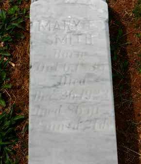 SMITH, MARY - Carroll County, Maryland   MARY SMITH - Maryland Gravestone Photos