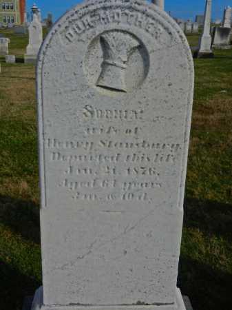 STANSBURY, SOPHIA ANN - Carroll County, Maryland | SOPHIA ANN STANSBURY - Maryland Gravestone Photos