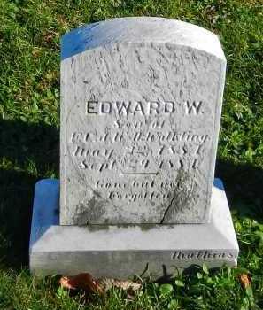 WALKLING, EDWARD W. - Carroll County, Maryland | EDWARD W. WALKLING - Maryland Gravestone Photos
