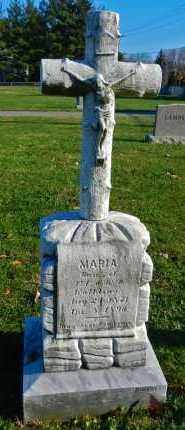 WALKLING, MARIA - Carroll County, Maryland   MARIA WALKLING - Maryland Gravestone Photos