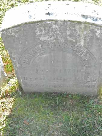 WAREHIME, GEORGE - Carroll County, Maryland   GEORGE WAREHIME - Maryland Gravestone Photos