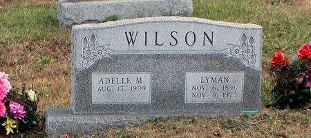 WILSON, LYMAN - Carroll County, Maryland | LYMAN WILSON - Maryland Gravestone Photos