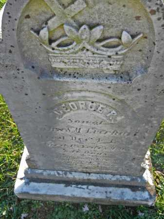 EVERHART, GEORGE P. - Carroll County, Maryland   GEORGE P. EVERHART - Maryland Gravestone Photos