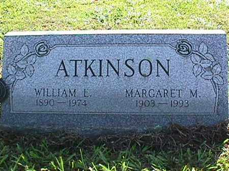 ATKINSON, WILLIAM L. - Cecil County, Maryland | WILLIAM L. ATKINSON - Maryland Gravestone Photos
