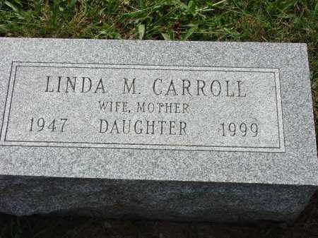 CARROLL, LINDA M. - Cecil County, Maryland | LINDA M. CARROLL - Maryland Gravestone Photos