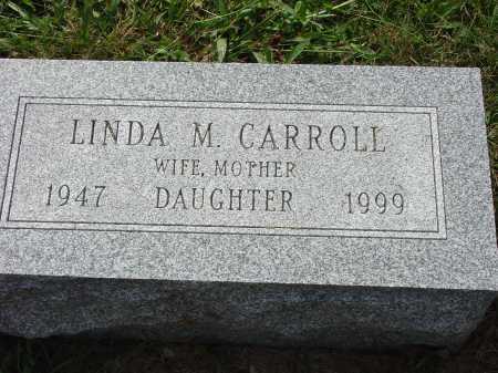 THOMPSON CARROLL, LINDA M. - Cecil County, Maryland | LINDA M. THOMPSON CARROLL - Maryland Gravestone Photos