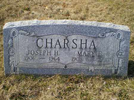 CHARSHA, MARY - Cecil County, Maryland | MARY CHARSHA - Maryland Gravestone Photos
