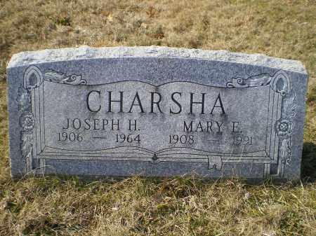 CHARSHA, JOSEPH HEMPHILL - Cecil County, Maryland | JOSEPH HEMPHILL CHARSHA - Maryland Gravestone Photos