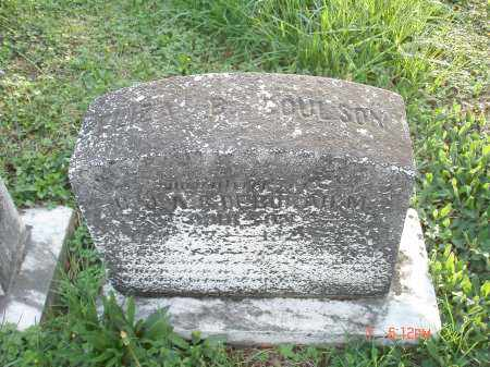 COULSON, ELIZA B. - Cecil County, Maryland | ELIZA B. COULSON - Maryland Gravestone Photos