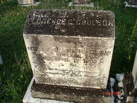 COULSON, FLORENCE C. - Cecil County, Maryland | FLORENCE C. COULSON - Maryland Gravestone Photos