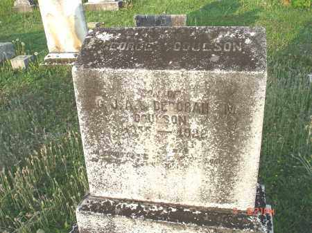 COULSON, GEORGE - Cecil County, Maryland | GEORGE COULSON - Maryland Gravestone Photos