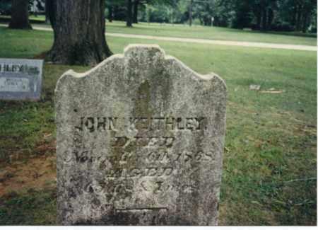 KEITHLEY, JOHN - Cecil County, Maryland | JOHN KEITHLEY - Maryland Gravestone Photos