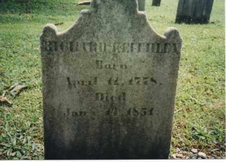 KEITHLEY, RICHARD - Cecil County, Maryland | RICHARD KEITHLEY - Maryland Gravestone Photos