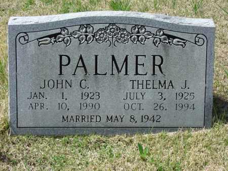 PALMER, JOHN C. - Cecil County, Maryland | JOHN C. PALMER - Maryland Gravestone Photos