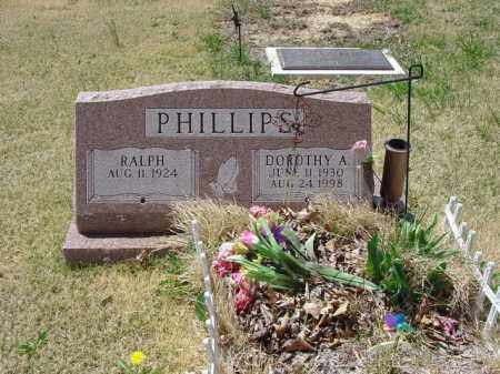 PHILLIPS, RALPH - Cecil County, Maryland | RALPH PHILLIPS - Maryland Gravestone Photos