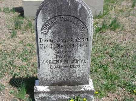 PHILLIPS, SUSAN M. DONALD - Cecil County, Maryland | SUSAN M. DONALD PHILLIPS - Maryland Gravestone Photos