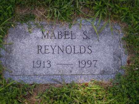 REYNOLDS, MABEL S. - Cecil County, Maryland | MABEL S. REYNOLDS - Maryland Gravestone Photos