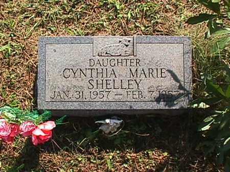 SHELLEY, CYNTHIA MARIE - Cecil County, Maryland | CYNTHIA MARIE SHELLEY - Maryland Gravestone Photos