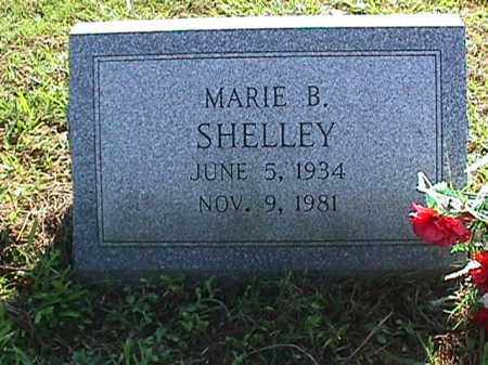 SHELLEY, MARIE B. - Cecil County, Maryland | MARIE B. SHELLEY - Maryland Gravestone Photos
