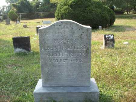 WOODROW, ALBERT H. - Cecil County, Maryland | ALBERT H. WOODROW - Maryland Gravestone Photos