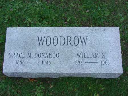 DONAHOO WOODROW, GRACE M. - Cecil County, Maryland | GRACE M. DONAHOO WOODROW - Maryland Gravestone Photos