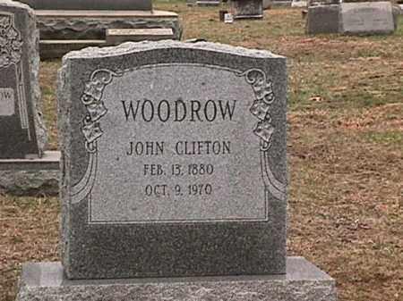 WOODROW, JOHN CLIFTON - Cecil County, Maryland | JOHN CLIFTON WOODROW - Maryland Gravestone Photos