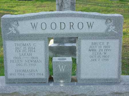 WOODROW, ELVA W. - Cecil County, Maryland | ELVA W. WOODROW - Maryland Gravestone Photos