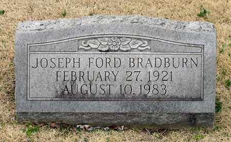 BRADBURN, JOSEPH FORD - Charles County, Maryland   JOSEPH FORD BRADBURN - Maryland Gravestone Photos
