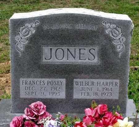 JONES, FRANCES - Charles County, Maryland | FRANCES JONES - Maryland Gravestone Photos