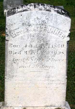 BRUNNER, EDWARD A. - Frederick County, Maryland | EDWARD A. BRUNNER - Maryland Gravestone Photos