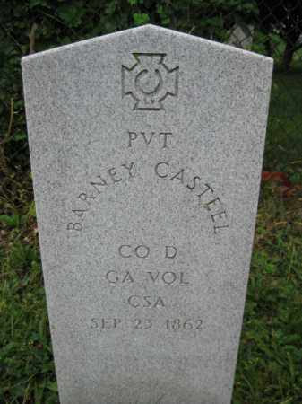 CASTEEL (CW), BARNEY (JAMES) - Frederick County, Maryland   BARNEY (JAMES) CASTEEL (CW) - Maryland Gravestone Photos