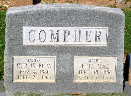 COMPHER, ETTA MAE - Frederick County, Maryland | ETTA MAE COMPHER - Maryland Gravestone Photos