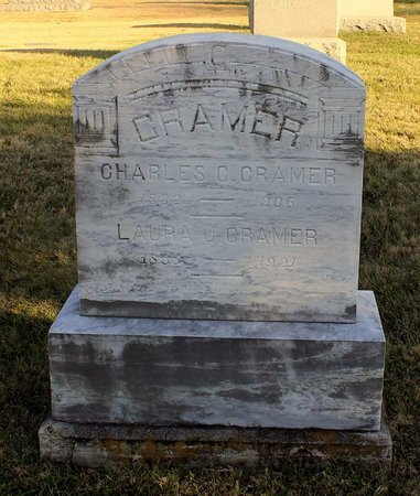 CRAMER, LAURA J. - Frederick County, Maryland | LAURA J. CRAMER - Maryland Gravestone Photos