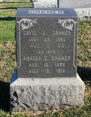 CRAMER, DAVID J. - Frederick County, Maryland | DAVID J. CRAMER - Maryland Gravestone Photos