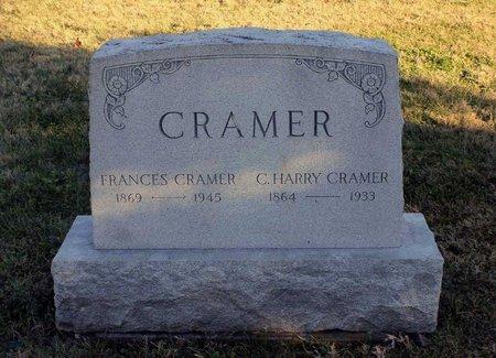 CRAMER, C. HARRY - Frederick County, Maryland   C. HARRY CRAMER - Maryland Gravestone Photos