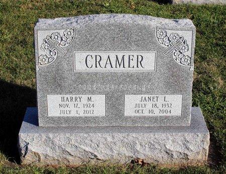 CRAMER, HARRY M. - Frederick County, Maryland   HARRY M. CRAMER - Maryland Gravestone Photos
