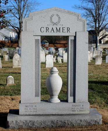 CRAMER, HARVEY R. - Frederick County, Maryland | HARVEY R. CRAMER - Maryland Gravestone Photos