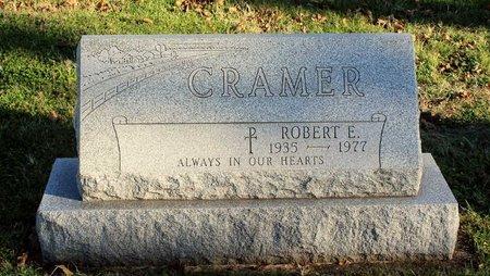 CRAMER, ROBERT E. - Frederick County, Maryland   ROBERT E. CRAMER - Maryland Gravestone Photos