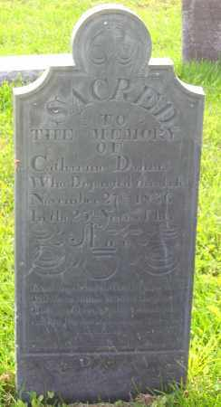 DANNER, CATHARINE - Frederick County, Maryland | CATHARINE DANNER - Maryland Gravestone Photos