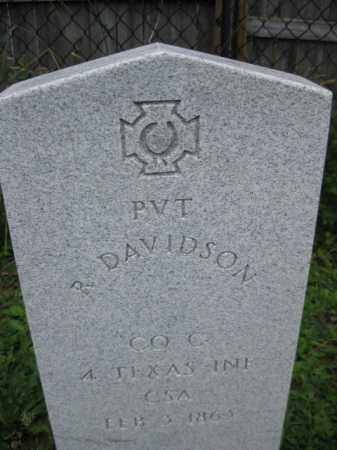 DAVIDSON (CW), RILEY - Frederick County, Maryland | RILEY DAVIDSON (CW) - Maryland Gravestone Photos