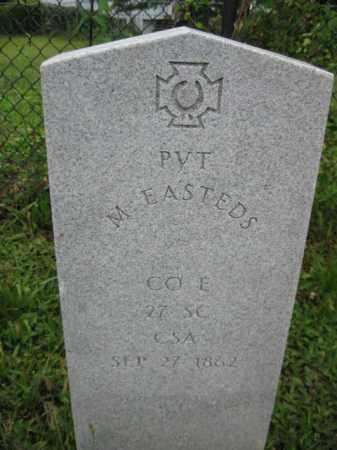 EASTEDS (CW), M. - Frederick County, Maryland | M. EASTEDS (CW) - Maryland Gravestone Photos