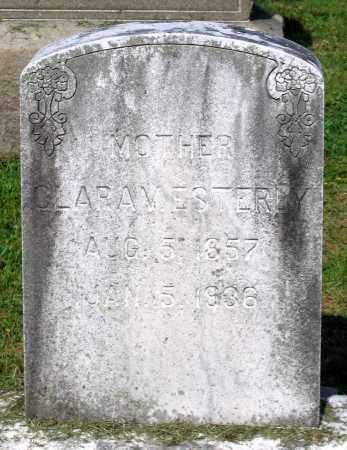 ESTERLY, CLARA V. - Frederick County, Maryland   CLARA V. ESTERLY - Maryland Gravestone Photos