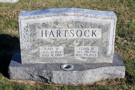 HARTSOCK, EDNA M. - Frederick County, Maryland | EDNA M. HARTSOCK - Maryland Gravestone Photos