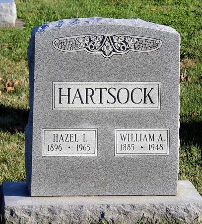 HARTSOCK, WILLIAM A. - Frederick County, Maryland | WILLIAM A. HARTSOCK - Maryland Gravestone Photos