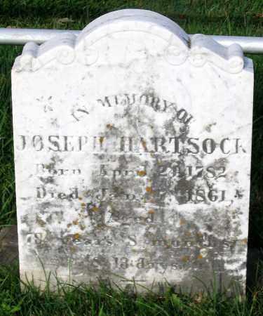 HARTSOCK, JOSEPH - Frederick County, Maryland | JOSEPH HARTSOCK - Maryland Gravestone Photos