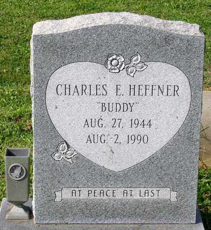 HEFFNER, CHARLES E. - Frederick County, Maryland | CHARLES E. HEFFNER - Maryland Gravestone Photos