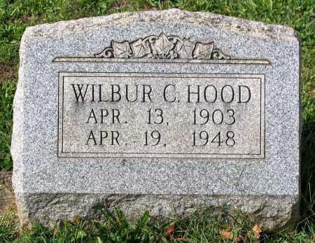 HOOD, WILBUR C. - Frederick County, Maryland | WILBUR C. HOOD - Maryland Gravestone Photos