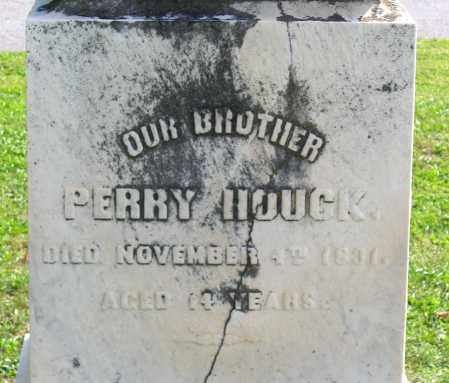 HOUCK, PERRY - Frederick County, Maryland | PERRY HOUCK - Maryland Gravestone Photos