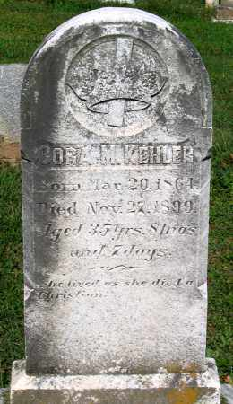 KEHLER, CORA M. - Frederick County, Maryland | CORA M. KEHLER - Maryland Gravestone Photos